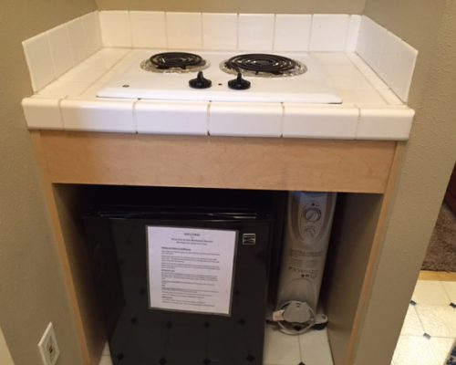 117-Double-Burner-and-Under-Counter-Refrigerator
